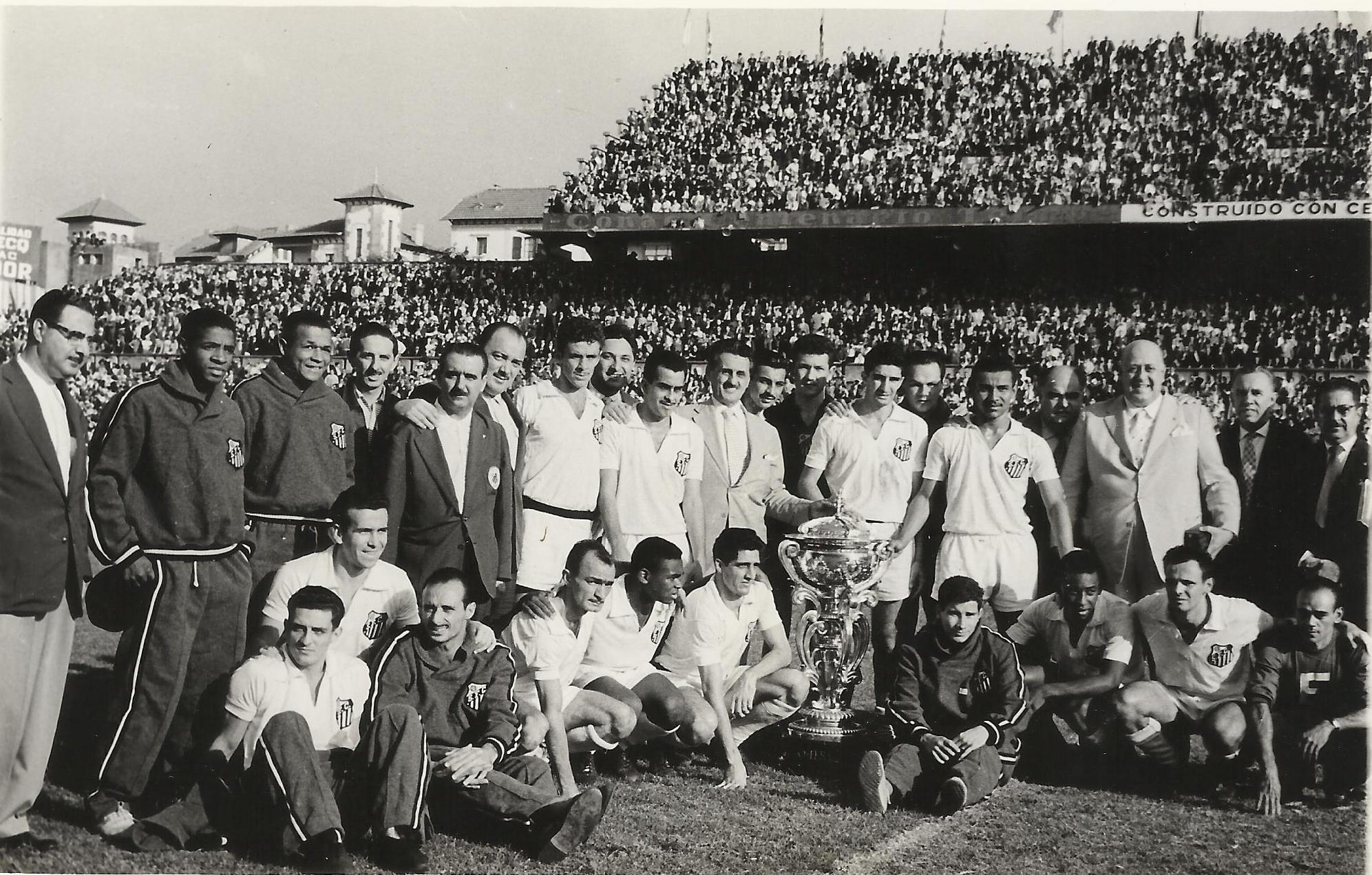 1959 - Santos x Botafogo - Tereza Herrera (3)