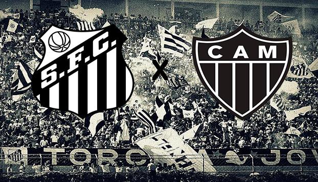 Confrontos Santos X Atletico Mg Acervo Historico Do Santos Fc