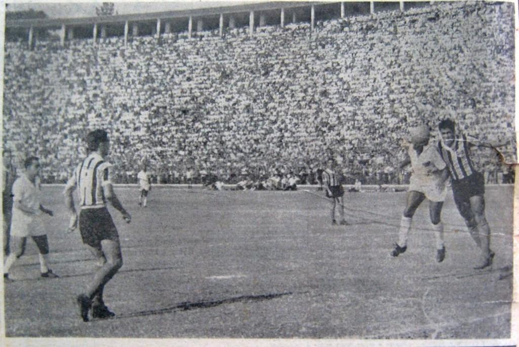 1964 - Taça Brasil 1963 - Santos 4 x 3 Grêmio (2)
