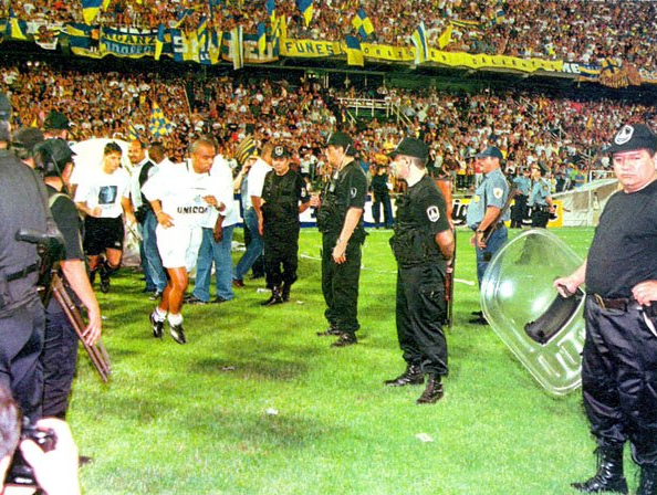 1998 - Conmebol (3)