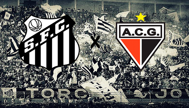 Confrontos Santos X Atletico Go Acervo Historico Do Santos Fc