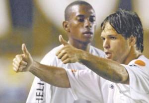 2004-04-25 - Santos 2 x 0 Botafogo