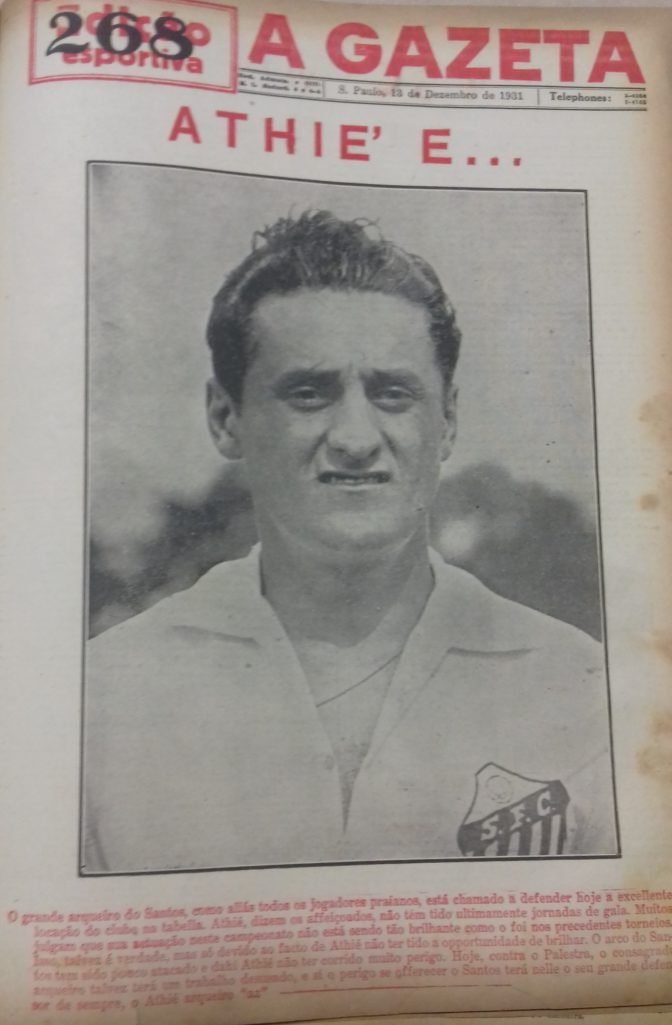 Gazeta Esportiva - Athié