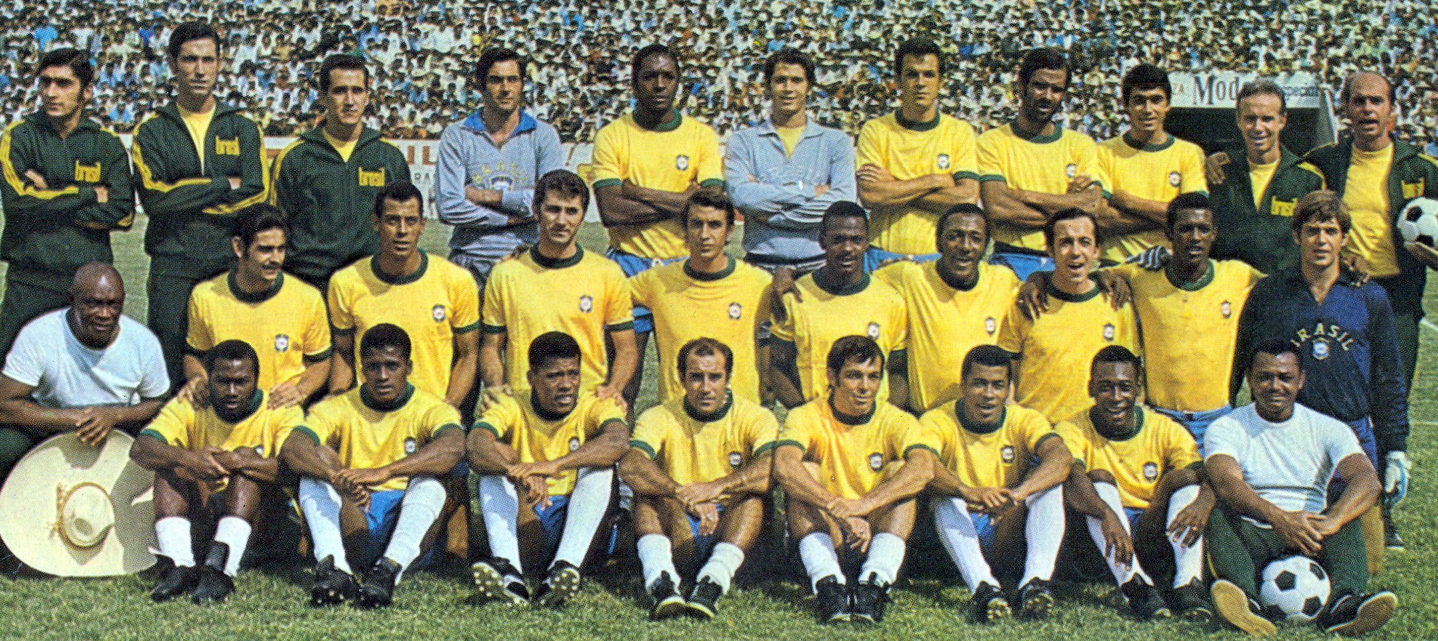 Todo esse reconhecimento que foi adquirido e transmitido através da  tradição no futebol do país 698f91f23764f