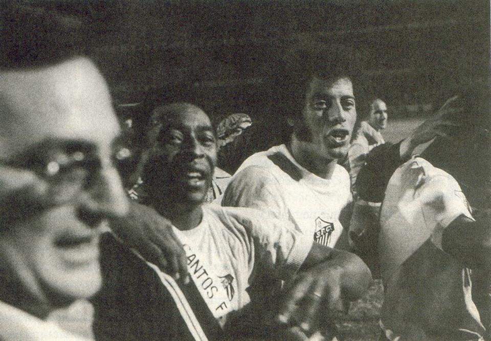 1973 - Campeão Paulista