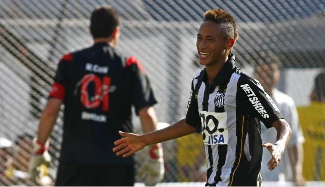Neymar - São Paulo x Santos (34)