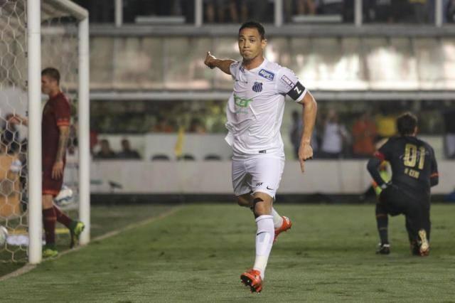 Ricardo Oliveira - 2015-10-28 - Santos 3 x 1 São Paulo (18)