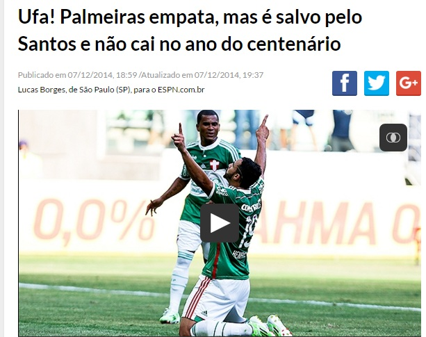 Salvando o Palmeiras (1)