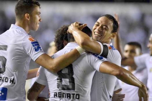 2016-08-24 - Santos 3 x 1 Vasco (1)